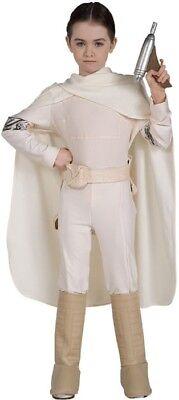 Mädchen Kind Star Wars Deluxe Padme Amidala Prinzessin Leia (Star Wars Padme Amidala Kind Kostüme)