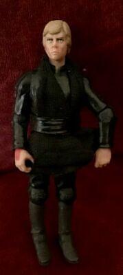 2007 Hasbro Toys Star Wars Luke Skywalker Clothe Smock Variant Action Figure