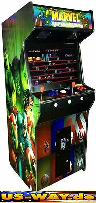 966M Classic Arcade Machine Cabinet TV Video Stand appliance 3500 Spiele