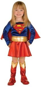 LIKE NEW!YOUTH GIRLS ! Officially licensed ©DC Comics Supergirl™