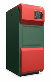 Biomass Boiler, Silo & all fixtures and fittings