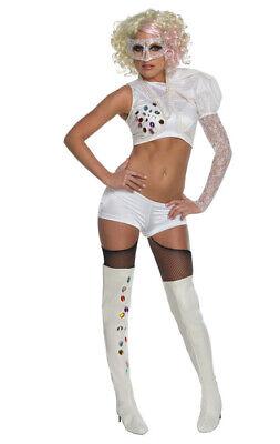 Halloween Costume Gaga (Brand New Lady Gaga VMA Performance Adult Halloween)