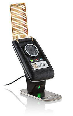 Star Trek TOS Bluetooth Communicator Prop Replica WAND COMPANY IN STOCK AGAIN