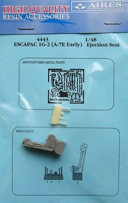 Aires 1/48 ESCAPAC 1-G2 A-7E Early Ejection Seat 4443