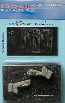 Aires 1/48 Martin Baker Type 7A Mk.1 Ejection Seats 4329