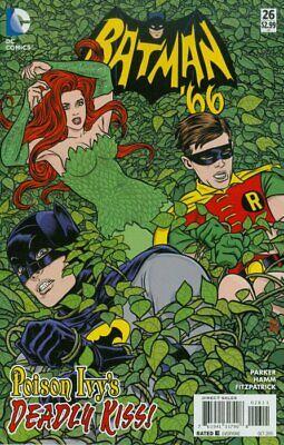 BATMAN '66 #26 POISON IVY NM 1ST PRINT DC 2015 ()