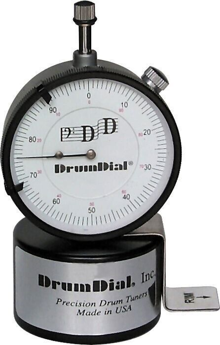 DrumDial Drum Head Tuner Dial Precision with Free Drum Key