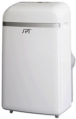 Sunpentown SPT Portable 12,000 BTU AC with Heater & Dehumidifier - WA-1240H