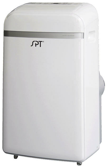 SPT SPT: 14,000BTU Portable AC with Heater WA-1420H