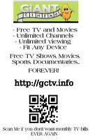 WOW - Free Unlimited TV + Movies? Opening Soon. Free Signup