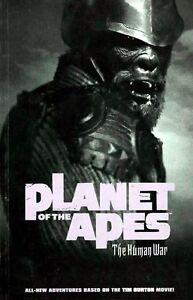 PLANET OF THE APES: THE HUMAN WAR  TPB