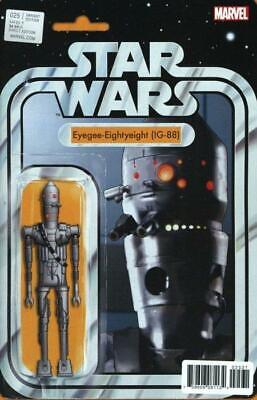 Star Wars #25 Action Figure Variant Cover