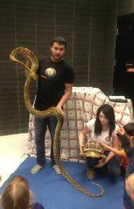 ANIMAL SHOWS for people of all ages, shapes, and sizes !!! Oakville / Halton Region Toronto (GTA) image 7