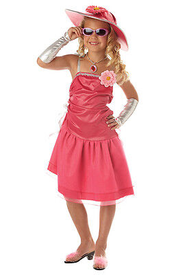 Hollywood Movie Star Starlet Glamour Toddler Dress Up Costume ()