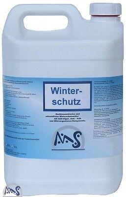 Wintermittel Pool Überwinterungsmittel 5 Liter Winterfit Winterschutz Winterfest
