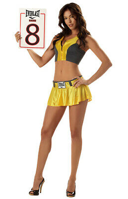 Sexy Everlast Ring Card Hottie Boxing Adult Costume