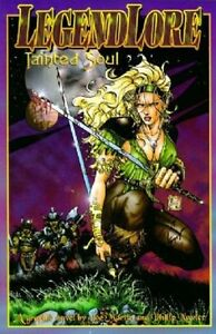 LEGENDLORE: TAINTED SOUL TPB