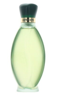 Adventures by Cafe Cafe for Men EDT Cologne Spray 3.3 oz. Unboxed NEW