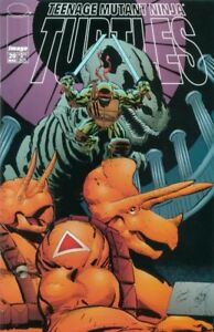 Teenage Mutant Ninja Turtles - Volume 3 Issue 20