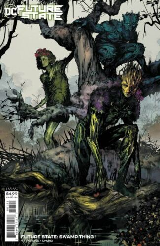 Future State Swamp Thing #1 Dima Ivanov Variant DC Comics 2021