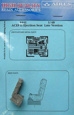 Aires 1/48 ACES II Ejection Seat Late Version for F-16 4441