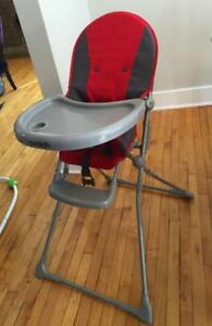 Avalon High Chair