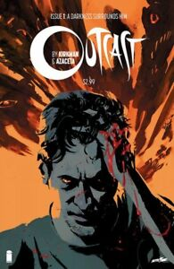 COMIC BOOKS - OUTCAST 1-29 Image Comics - Walking Dead fans!