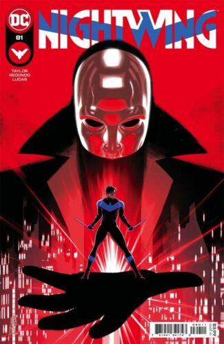 Nightwing #81 Bruno Redondo Cover DC Comics 2021