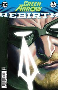 Green Arrow Rebirth Lot
