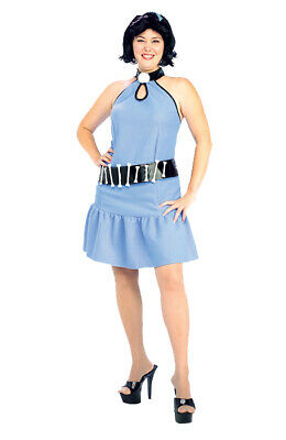 Betty Rubble Plus Size Halloween Costume (Brand New The Flintstones Betty Rubble Plus Size Halloween)