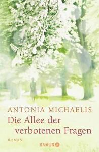 Buch Die Allee der verbotenen Fragen von Antonia Michaelis