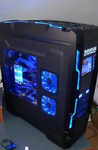 Azza Genesis 9000B Custom PC Case