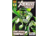 Avengers United #28-77