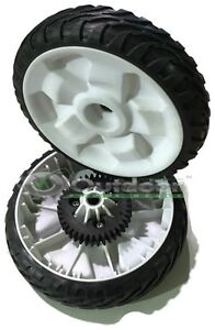 Replacement Drive Wheels 115-4695 Set of 2