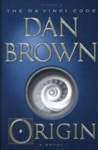 Dan Brown Origin - Hardcover Great Condition