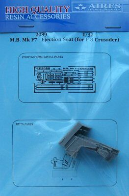 Aires 1/32 Martin Baker Mk. F7 Ejection Seat for F-8 Crusader Trumpeter 2089/-
