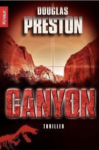 """""""Der Canyon"""" von Douglas Preston, neu, Weltbild-Verlag, gebunden"""