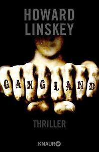 Gangland von Howard Linskey (2014, Taschenbuch)
