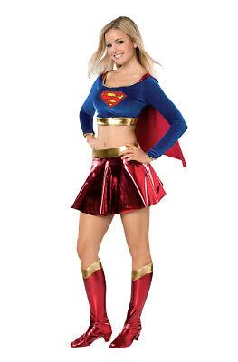 Superman Teen Costume (Superman Supergirl Hero Teen Halloween)