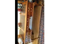 Chippendale Desk with drawers