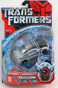 TRANSFORMERS CAMSHAFT First Movie Release Unopened Package Autobot