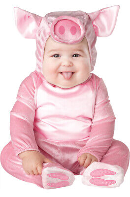 Adorable Little Piggy Baby Infant/Toddler Costume](Little Piggy Costume)