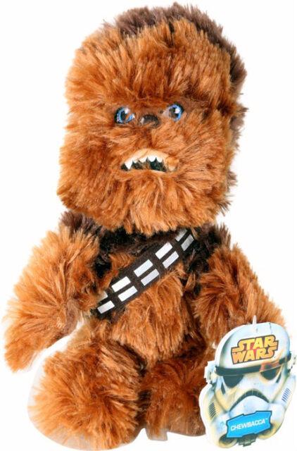 Star Wars Kuscheltier Chewbacca  ca. 11 x 6 x 20 cm
