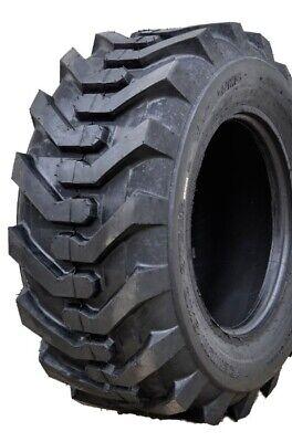 2- Tires 14-17.5 Skid-steer Loader 16pr Tire 1417.5 Samson Advance 14175