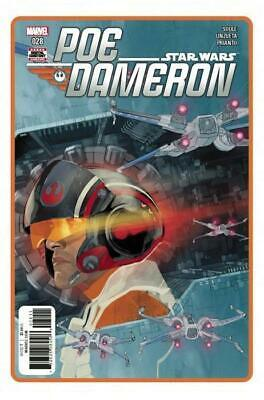 Star Wars Poe Dameron #28