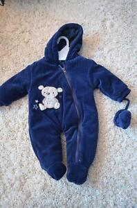 Infant's Snowsuit / Bunting (Never Worn)