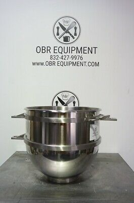 New Hobart Legacy 80 Qt Stainless Steel Mixer Bowl Model Hl80mn-1815