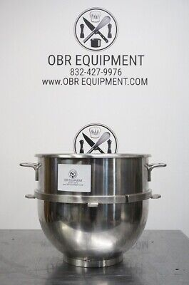 Hobart 60 Qt Stainless Steel Mixing Bowl Model Vmlh60