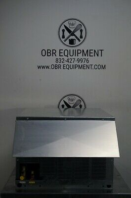 New Walk In Refrigerator Condensor Unit And New Nor-lake 3 Fan Evaporator