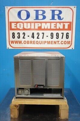Walk In Freezer Condensing Unit Master-bilt Spand